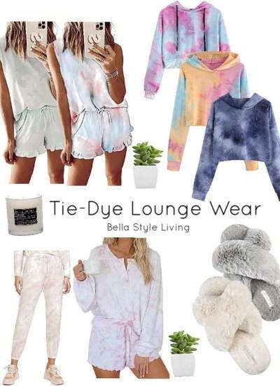 Cozy Tie-Dye Loungewear  You'll Love