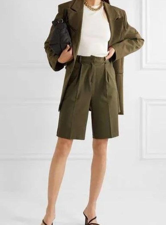 Bermuda short suits