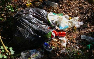 FOTODENÚNCIA: Escombraries en el centre de Bellaterra