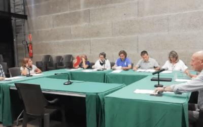 [VÍDEO] Ple extraordinari de la Junta de Veïns de Bellaterra del 30 de setembre del 2019