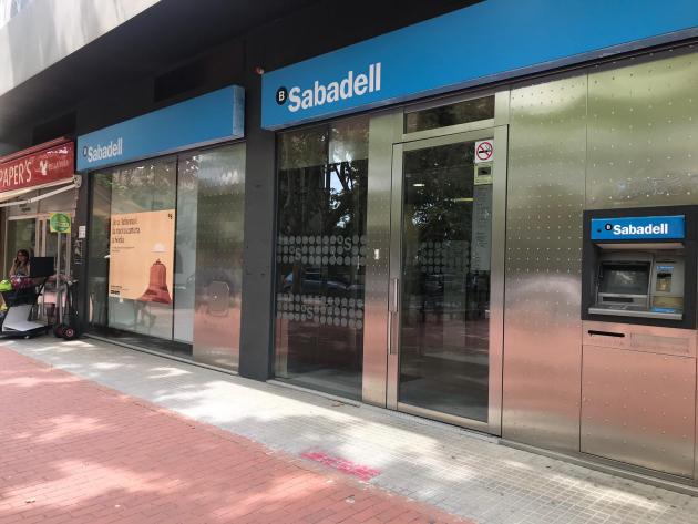 Banc Sabadell de la plaça del Pi | Arxiu