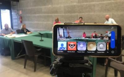 El Ple de la Junta de Veïns se celebrarà telemàticament per primer cop aquest dilluns 20
