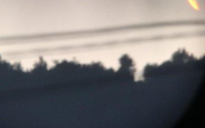 Es veu una bola de foc que va creuar el cel del Vallès Occidental