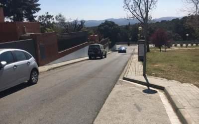 El Turó de Sant Pau estarà sense electricitat per tasques de manteniment