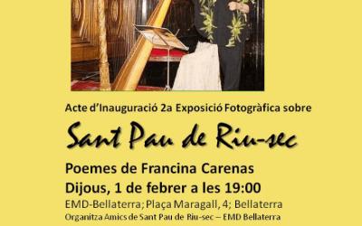 Exposició del 2n Concurs Fotogràfic al Centre Cívic de Bellaterra