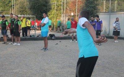 El Club de Petanca reparteix 8 premis al torneig masculí