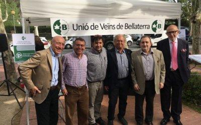Comerciants i entitats signen el Sant Jordibellaterrenc
