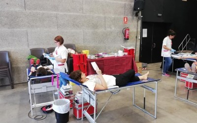 57.000 persones han donat sang durant l'estat d'alarma per la Covid-19