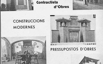 Els constructors de Bellaterra fan publicitat