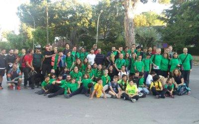 70 persones participen a la caminada Bellaterra-Montserrat