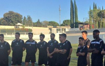 El Cerdanyola rep el Lleida Esportiu, de 2a Divisió A, en la Copa Catalunya Absoluta de futbol