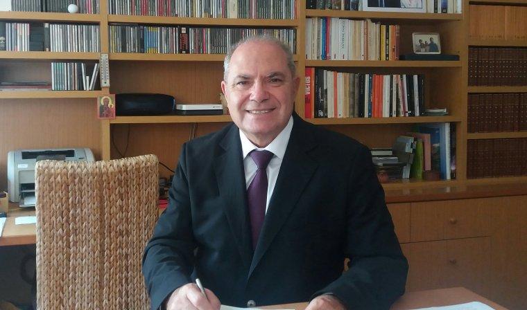 El doctor i hematòleg cerdanyolenc, Jordi Félez