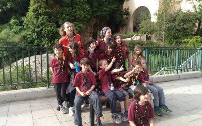 El Grup Escolta de Bellaterra reflexiona sobre el Dia de la Dona