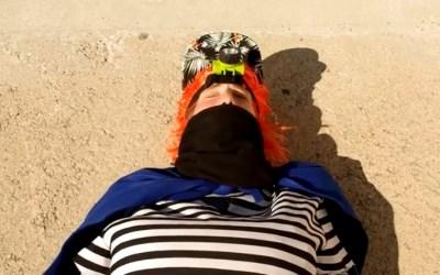 VÍDEO: El malvat personatge de Carnestoltes del cau es passeja per Bellaterra