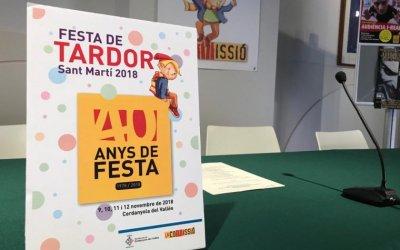 La Festa de la Tardor escalfa motors amb les primeres activitats confirmades