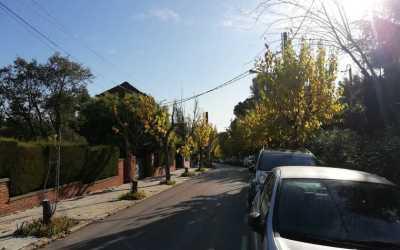 Intent d'ocupació a l'avinguda Joan Fàbregas de Bellaterra