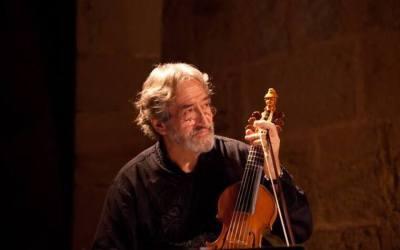 El mestre bellaterrenc Jordi Savall, premi Alícia de l'Acadèmia Catalana de la Música