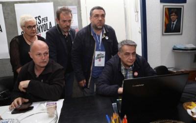 """Junts per Cerdanyola denuncia la inhabilitació de Torra """"sobre la voluntat de les urnes"""""""