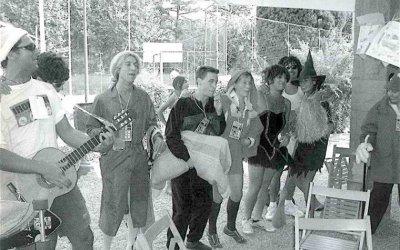"""El jovent de la Festa Major eren el """"novamás"""""""