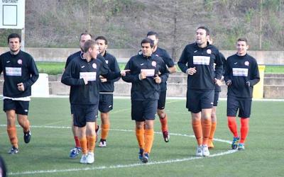 Entrebancada del Bellaterra FC