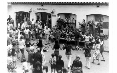 Les celebracions a Bellaterra sempre amb sardanes