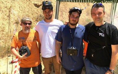 """Associació Catalana de Drons: """"Vam venir a Bellaterra perquè ens va agradar molt"""""""