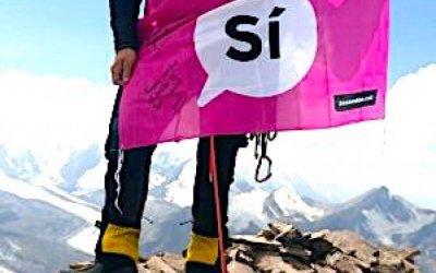 Uns muntanyistes proposen registrar un cim sense nom amb el nom de República Catalana