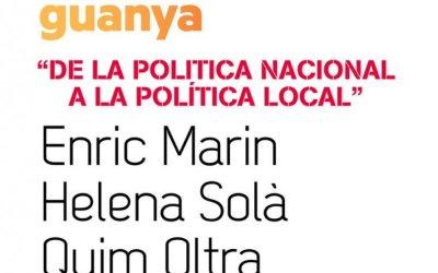 "Debat a Bellaterra: ""De la política nacional a la política local"""