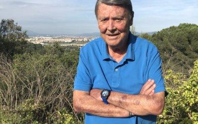 """Feliu Riba: """"Em fa molta il·lusió fer el pregó perquè porto 64 anys vivint a Bellaterra"""""""