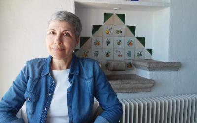 Entrevista a Fina Garcia: presidenta de l'Associació de Veïns de Can Domènec
