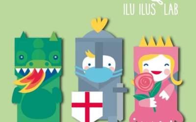 Ilus Ilus Lab, de dues bellaterrenques, proposa activitats pel Sant Jordi a casa