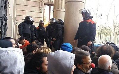 Albano-Dante Fachín se solidaritza amb el cerdanyolenc detingut davant el TSJC