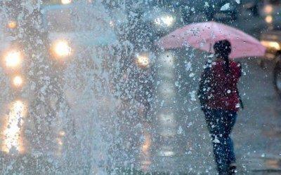 Pluges abundants per aquest cap de setmana