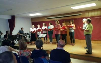 Música coral per a celebrar les Festes al Turó de Sant Pau