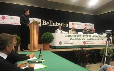 La relació amb Cerdanyola i l'annexió a Sant Cugat, els principals eixos del segon debat