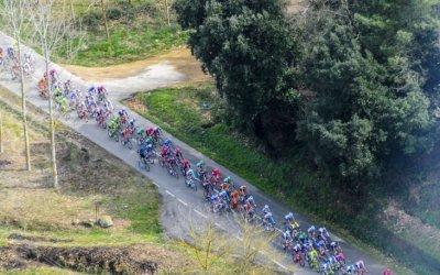 Les afectacions al trànsit que provocarà la Volta Ciclista a Cerdanyola i Sant Cugat