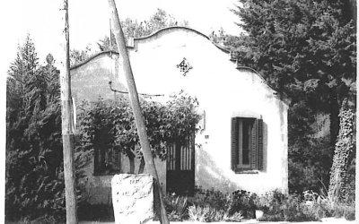 Una 'casa model' a Bellaterra: l'hostal Montserrat