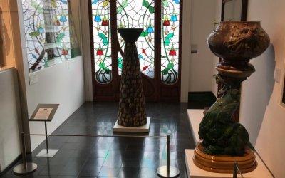 Homenatge a l'artista sabadellenc Lluís Clapés