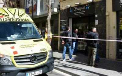 Homicidi en una botiga del centre de Sabadell