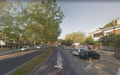 Tres sospitosos de robatori detinguts a l'avinguda de la Primavera