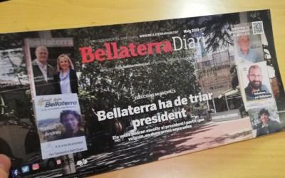Un any en paper del BellaterraDiari per les eleccions
