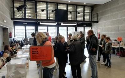 JuntsxCat torna a guanyar les eleccions generals del 10 N a Bellaterra