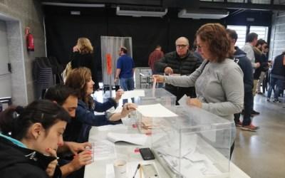 2065 electors seran cridats a les urnes a Bellaterra pel 10N
