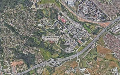 La Diputació de Barcelona ja ha entregat el mapa de densitat d'habitatge a l'EMD