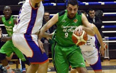 El CB Cerdanyola torna a agafar plaça a Lliga EBA