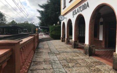 Alteracions als Ferrocarrils de la Generalitat per la pluja