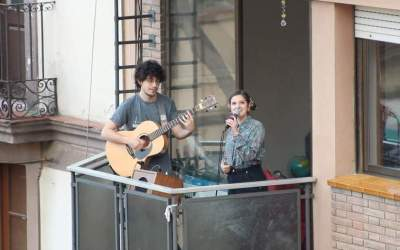 El món de la música de Bellaterra s'adapta al sotrac pel coronavirus