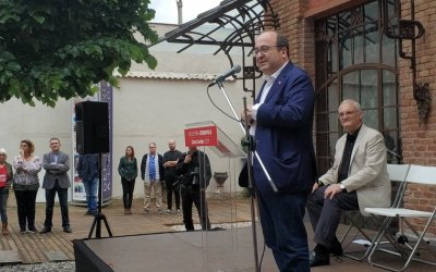 """Iceta a Quim Torra: """"si l'únic diàleg que vol és la independència,  aquest no serà possible"""""""
