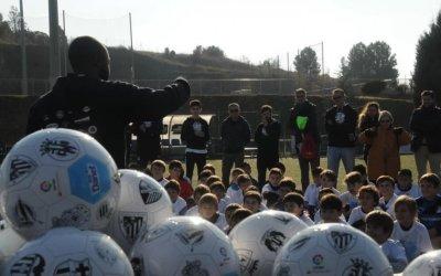 Torna la jornada de futbol pel Càncer Infantil