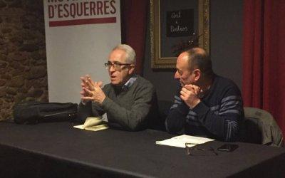 """Pere Solà: """"No hem descuidat la gestió dels abocadors, els hem prioritzat"""""""